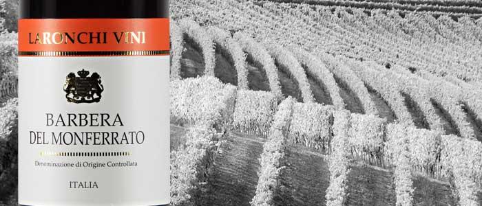 Laronchi vini, Barbera del Monferrato D.O.C.